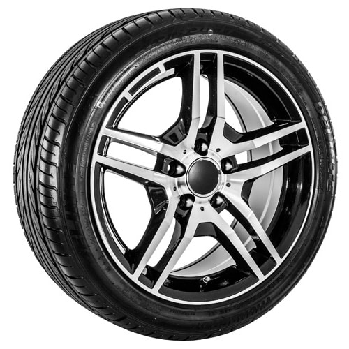 17 replica mercedes benz wheels rims tires usarim for Rims and tires for mercedes benz