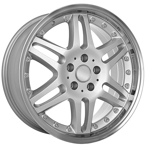 18 mercedes benz replica wheels rims monoblock style 500 for Mercedes benz 18 inch rims