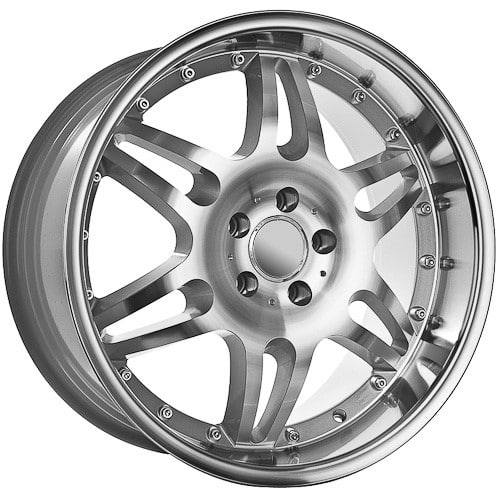 20 replica mercedes benz deep dish rims usarim