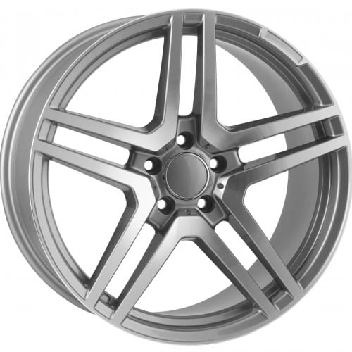 20 Mercedes Benz Gunmetal E63 Rims Hollander 85051 610