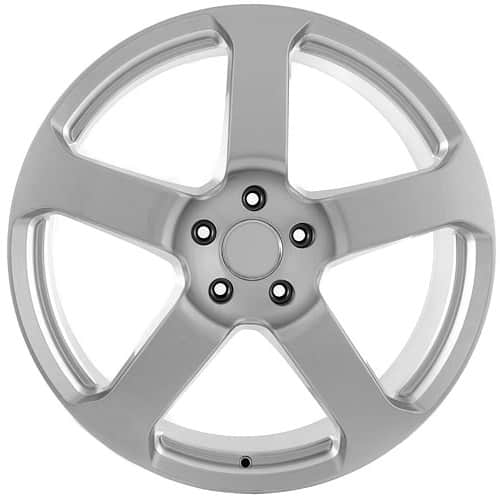 22 Inch Silver Vw Wheels Rims For Volkswagen Touareg Vkw