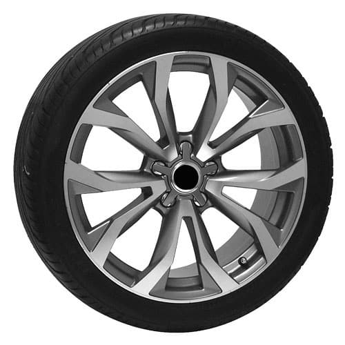 Vw Jetta Tire Size >> 18 inch Passat EOS Golf GTI Jetta VW Volkswagen Rims Wheels and tires - UsaRim