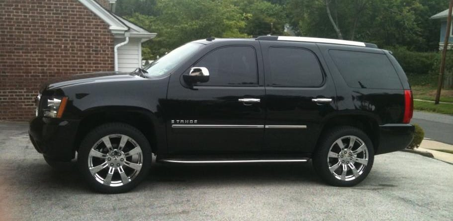 Lowered Silverado For Sale >> Gorgeous Chevy Suburban 24 Inch Wheels - UsaRim