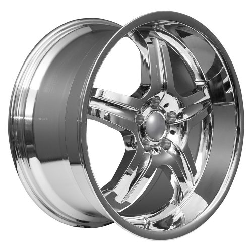 20 mercedes benz chrome wheels usarim for Mercedes benz 20 inch wheels